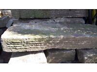 Reclaim Victorian york stone Steps