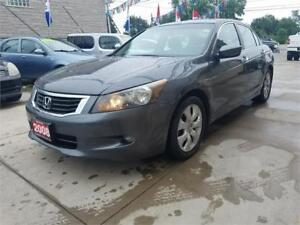 2008 Honda Accord EX-L **1 OWNER**