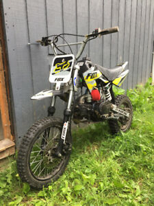 ORION 110cc 4 speed pitbike MINT!