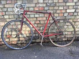 "Eroica Vintage Men's Road Bike Sun 60's 22"" Frame Racing Bicycle"