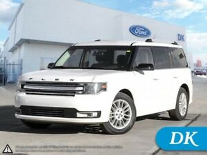 2014 Ford Flex SEL AWD w/Leather, Moonroof, Navigation