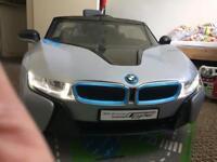 BMW i8 for kids self drive