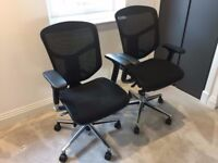 Enjoy Ergonomic Air Mesh Chair x4 - Office Furniture **Perfect Condition