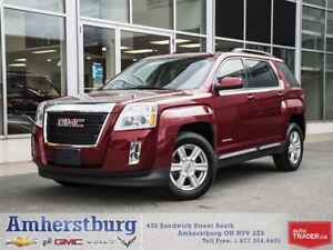 2015 GMC Terrain - LOW MILEAGE, REMOTE START, BACKUP CAM!
