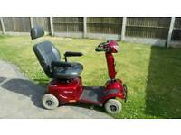Mobility scooter 8 m.p.h