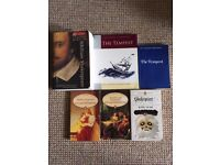 Shakespeare Plays - Varying Prices
