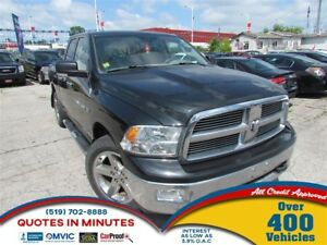 2011 Ram 1500 SLT | BIG HORN EDITION | 4X4 | HEMI
