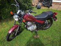 2002 Yamaha SR125 - 1 Year MOT, Low Mileage, Ideal Learner Bike