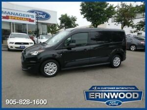 2015 Ford Transit Connect XLT/4CYL/REV CAM/REV SENS/METAL CAGE