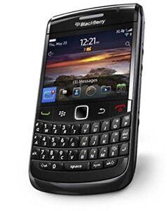 T-Mobile Black BlackBerry Bold 9700 locked