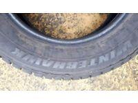 4 X tyres 195/65/R15