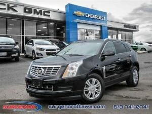 2014 Cadillac SRX FWD V6 Luxury 1SB - $214.67 B/W - Low Mileage