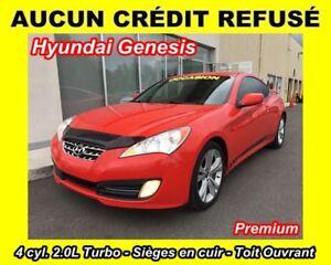 2010 Hyundai Genesis Coupe 2.0T **AUCUN CRÉDIT REFUSÉ**