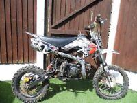 125 stomp bit bike