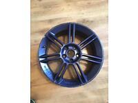 Volkswagen, seat, Audi alloy wheels