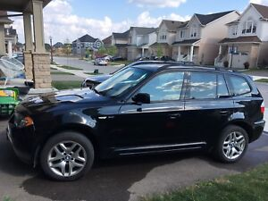 Very Rare! 2006 BMW X3 3.0i 6-speed Manual and M Package!