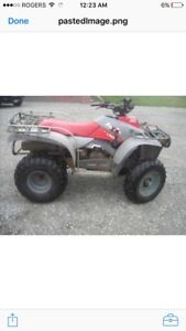 Trail boss Looking for parts seat and gas tank