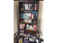 Brown bookcase for FREE