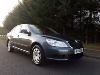 2012 SKODA OCTAVIA 1.6 TDI CR 5SPEED DEMO+ 1OWNER FULL SERVICE HISTORY EXCELLENT CONDITION £30 TAX!