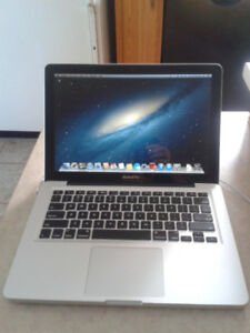"13"" Macbook Pro (Mid 2012) Intel i5 core"