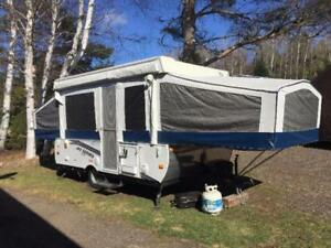 ***LIKE NEW*** 2011 12' JAY SERIES JAYCO POP UP TENT TRAILER