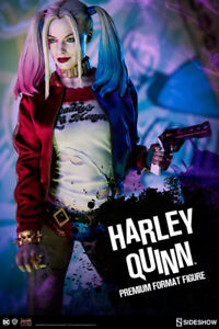 SideShow - Suicide Squad Harley Quinn 1/4th scale