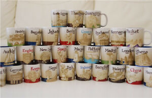 Looking For Starbucks City Mugs | Will pay Cash