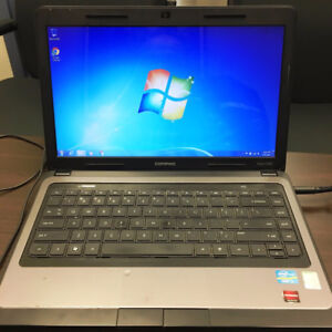 Compaq CQ 43 i3 4G 500G in good condition - $130 Only