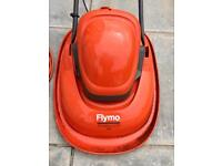 Flymo Turbo Lite 350 hover lawnmower lawn mower