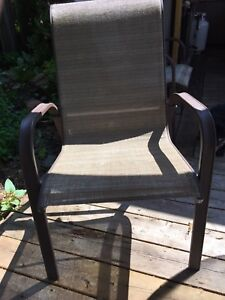 WANTED:  A couple more patio chairs like the one on the pic