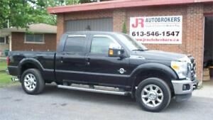 2011 Ford F-250 Lariat 6.7L Powerstroke Diesel - FULLY LOADED!