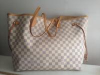 Louis Vuitton Neverfull GM in azur