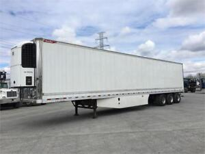 Great Dane trailer reefer thermoking 53 pieds