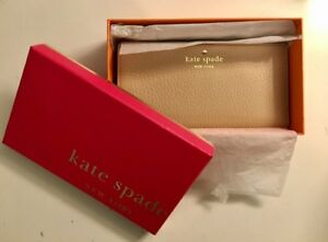 Kate Spade Cobble Hill Stacy Bifold Wallet (Brand New)