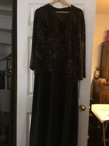 REDUCED !!!!!  Beautiful Formal Length Dress and Jacket