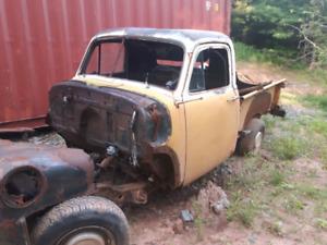 195?  Chev trucks