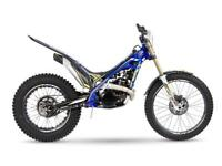 2018 Sherco 125 ST Racing Trials Bike