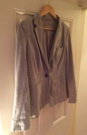 Grey Jacket for Summer