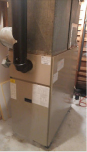 **Oil FURNACE **- FOURNAISE À L'HUILE - REDUCED FOR QUICK SALE