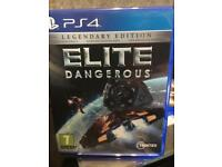 Elite Dangerous PS4