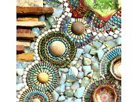Mosaic artist needed this Sunday