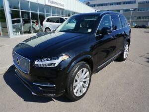 2016 Volvo XC90 Inscription with 6 year 160,000km warranty