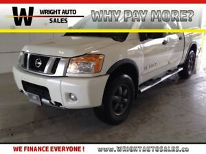 2015 Nissan Titan PRO-4X|4X4|SUNROOF|LEATHER|27,916 KMS
