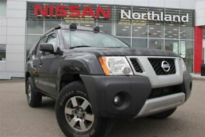 2012 Nissan Xterra Pro4x Automatic/ 4X4/ Rear Differential Lock
