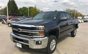 NEW 2017 Chevrolet Silverado 2500HD LT Z71 doube cab NEW