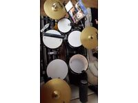 Mapex horizon 6 piece drum kit with cymbals
