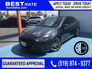 DODGE DART RALLYE -APPROVED IN 30 MINUTES! - ANY CREDIT LOAN
