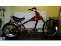 Adult Schwinn stingray bike