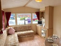 3 bedroom 8 berth static caravan holiday home for sale on near mablethorpe, skegness & cleethorpes.