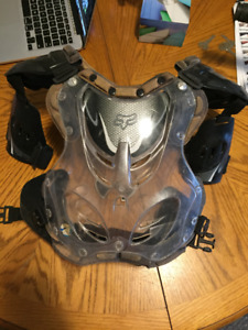 Fox Chest Protector and MSR Chest Protector
